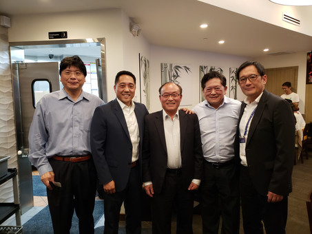 Monte Jade Welcomes TEEMA Delegation to Silicon Valley 6/14/2019