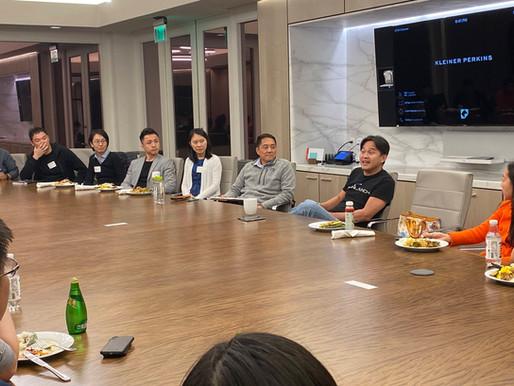 Kleiner Perkins - Wen Hsieh -General Partner - Fireside Chat
