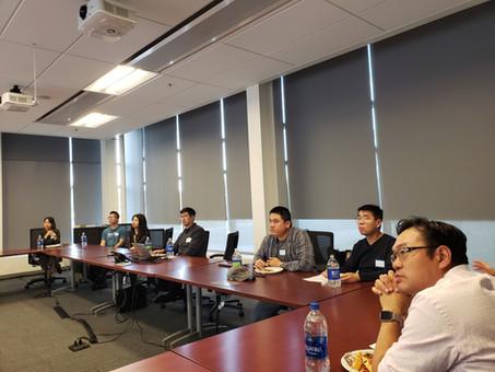 Mentorship Open House #2 - 6/28/2019