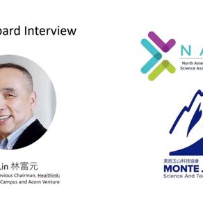 Bob Lin - Board to Board Interview