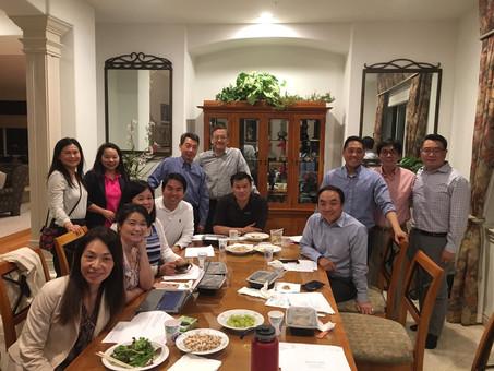 Monte Jade Q2 Board Meeting
