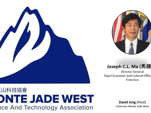 Director General Joseph C.L. Ma (馬鍾麟) Taipei Economic and Cultural Office in San Francisco