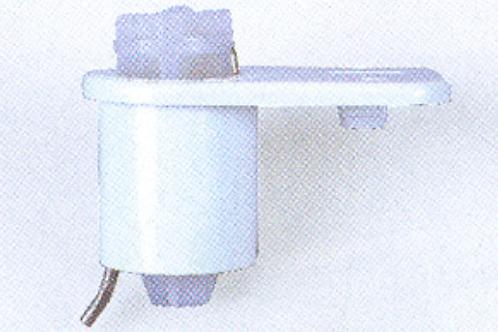 Dobradiça congelador modelo antigo