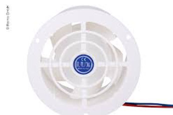 Ventilador 12 v 110x75