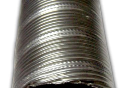 Tubo aço inoxidável de 65 mm
