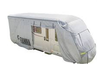 Coberturas Totais Fiamma Premium Lpara autocaravanas até 8 metros