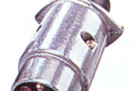 Ficha 7 pinos alumínio