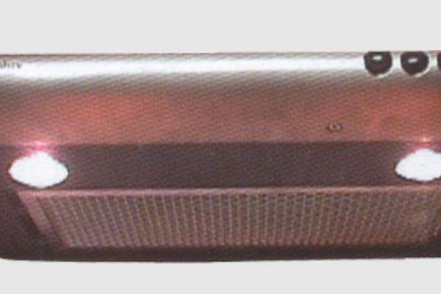 Exaustor 12v de grande capacidade com duas velocid