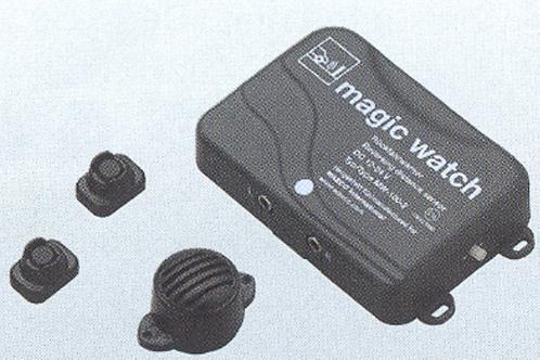 Sensor de aparcamento acústico a 12/24v