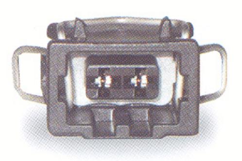 Ficha de ligação 2 fios para farolins...