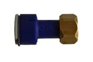 LLigador direito com encaixe rápido 12mm/rosca 1/2.