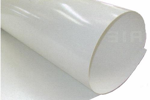 Alumínio Liso lacado a branco
