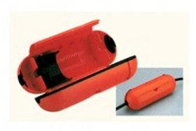 Caixa de proteção para fichas