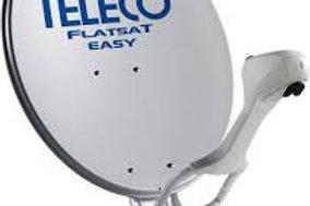 Antena Teleco Flatsat EasyBt