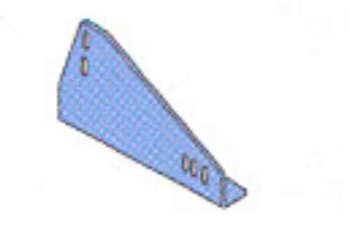 Kit para reforçar chassis AL-KO