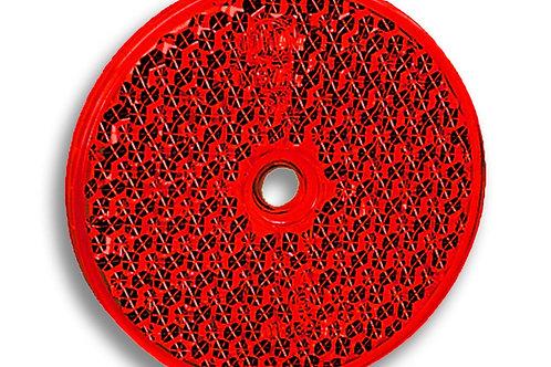 Refletor Redondo Vermelho 60cm