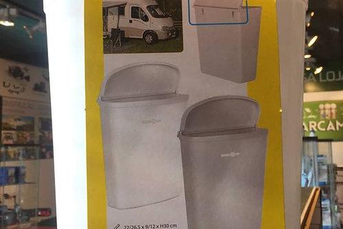 Caixote De Lixo Para Porta Pequeno