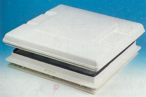 Clarabóia Fiamma 50 x 50 branca