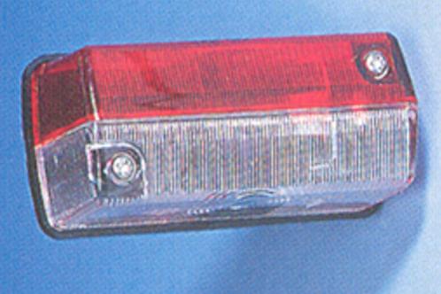 Farolin lateral mínimos Dim: 92 x 43 x 37 mm