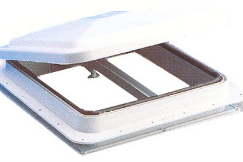 Clarabóia Branca 40 x 40 Modelo: TF40