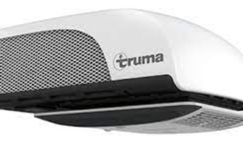 Ar condicionado Aventa Compact Plus  Truma de tejadilho cinza
