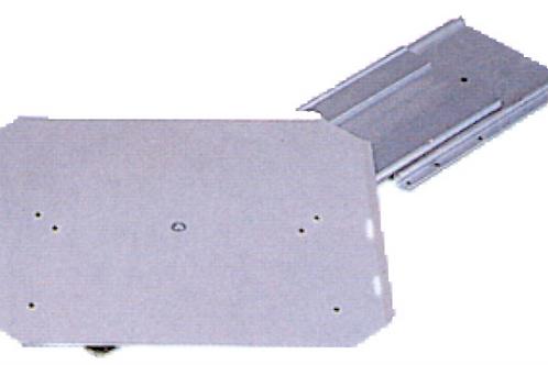Base rotativa e extensível para televisão