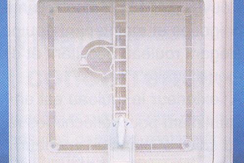 Clarabóia Fiamma 28 x 28 cm