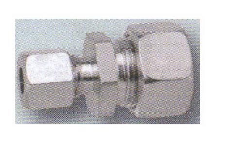 União de gás com bicones 8 mm /10mm