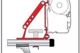 Kit fixação auto para barras de tejadilho Fiamma