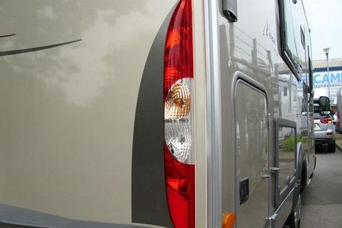 Farolim traseiro direito para autocaravana Burstner