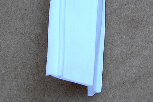 Perfil de borracha p/ avançado branco