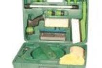 Kit de 14 peças para lavagem com mala