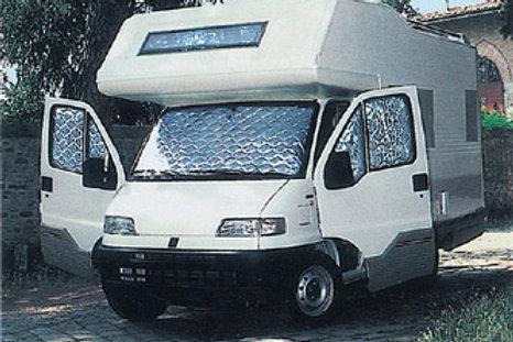 Cortinas alum. térm.para Renault Master após 2005