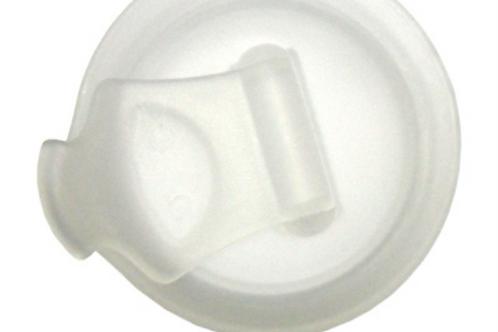 Garrafa de 1 litro com tampa clips