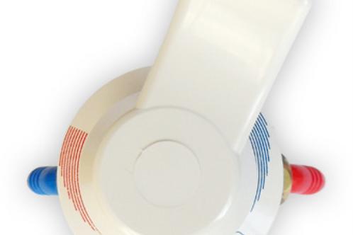 Misturadora Plástica Eléctrica Branca 12V