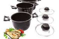 Cooking set 6 peças