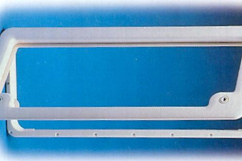 Porta ext. Thetford branca ou cinza 650 x 350 mm
