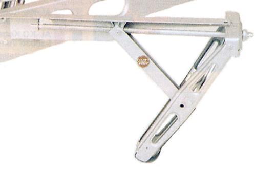 """Macaco Al-ko """"superligeiro"""" reforçado 605 mm"""