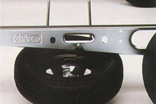 Suporte de roda Al-ko chassis 1250-1550 mm