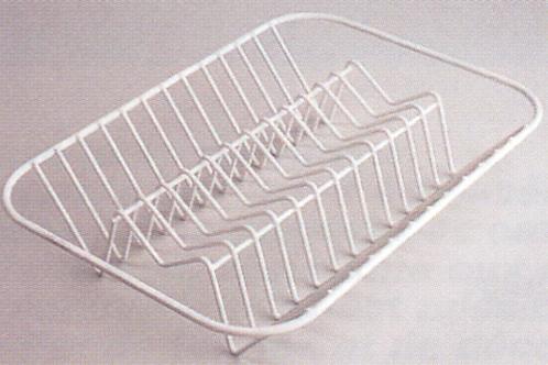 Escorredor de pratos metálico