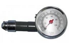 Manómetro de pressão de pneus