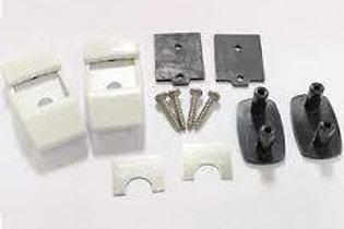 Kit Aluminio fixação de toldo parede Fiamma