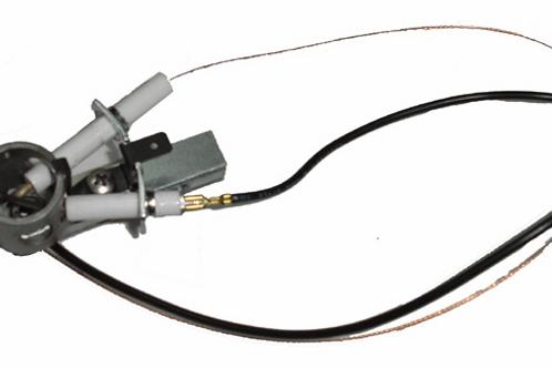 Queimador de gás sem injector para Rm7xxx