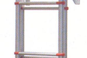 Placa de segurança com cadeado