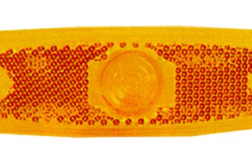 Farolin lateral mínimos encastrar, Hella, 125x40mm