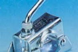 Abraçadeira de roda jockey 48 mm