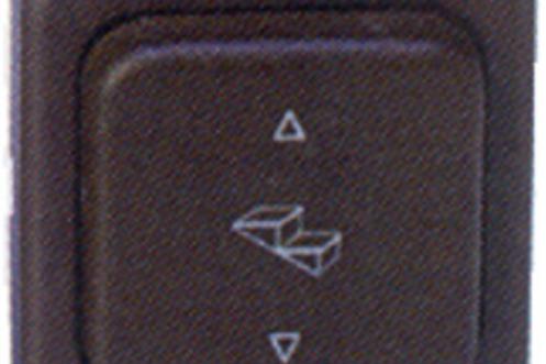 Interruptor para degrau sem caixa de protecção