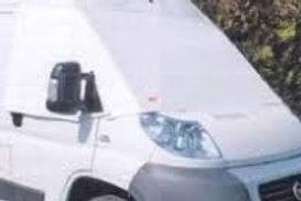 Cortina opaca   para o exterior para Ford Transit de 2201 a 2005