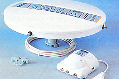 Antena omnidireccional Walkie