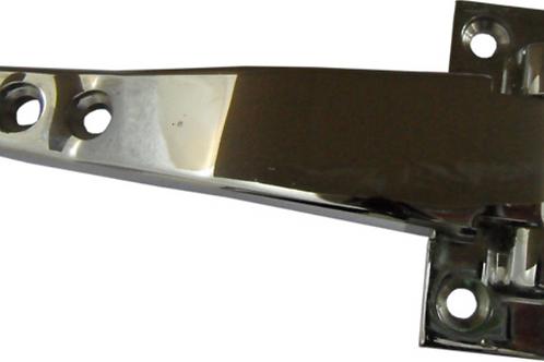 Dobradiça metálica para porta exterior